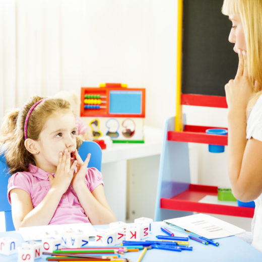 kids speech therapy