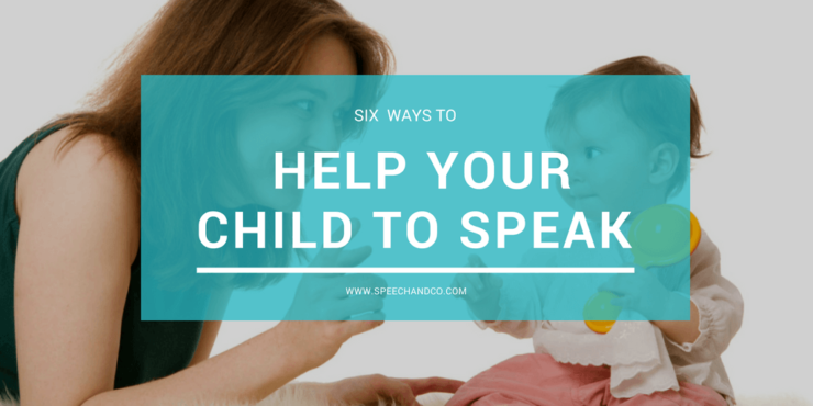 Help Your Child to Speak - Verbal Communication